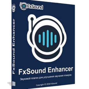 FxSound Enhancer Crack